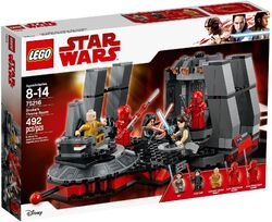 75216 Snoke's Throne Room Box