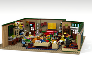Ideas Projet Central Perk