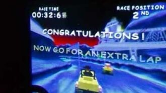 LEGOLAND Windsor Rocket Racers Gameplay