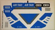 3222 Sticker