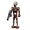 Capitaine droïde commando