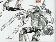 Grand Titan Concept art