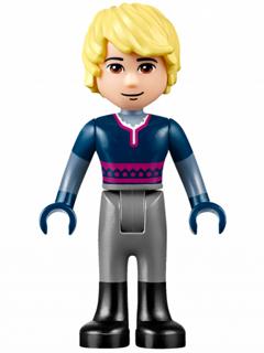 Kristoff mini-doll
