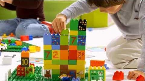 LEGO DUPLO En route vers les savoirs