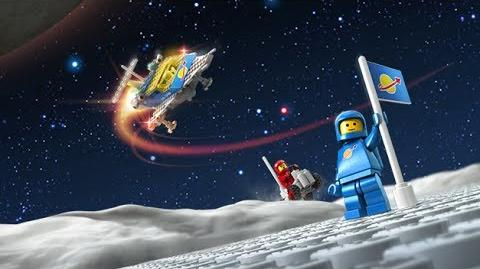 LEGO Worlds Classic Space Pack Official Trailer