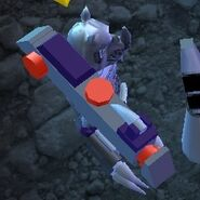 LOCO-Runk Minifigurine