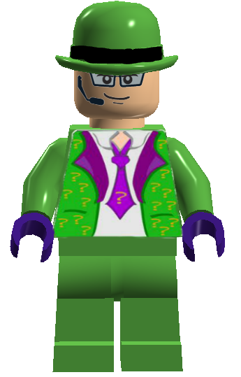 e33c723bec7 Custom The Riddler (Arkham City)