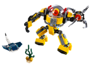 31090 Le robot sous-marin