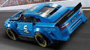 75891 Chevrolet Camaro ZL1 Race Car Art 2