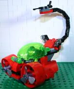 BM Atlantis - Tiefsee Tauchgang - Skorpion