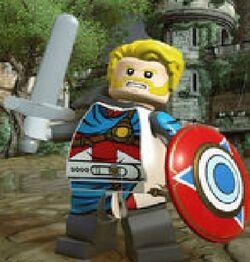 Captain Avalon lmsh 2