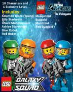 Galaxy Squad DLC