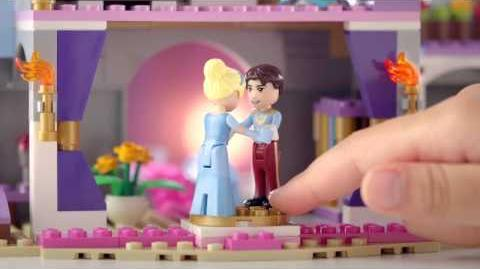 LEGO Brand Disney Princess - Cinderella's Castle 41055