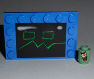 LEGO SpongeBob SquarePants - Karen the Computer with Plankton