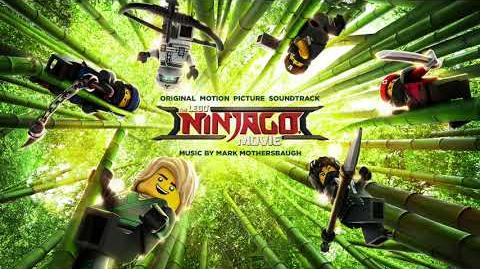 Lego Ninjago - Dance Of Doom - Louis Cole & Genevieve Artadi (official video)