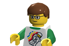 Me As A Minifig