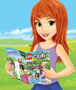 Nina LEGO Club