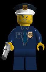Officer Linox