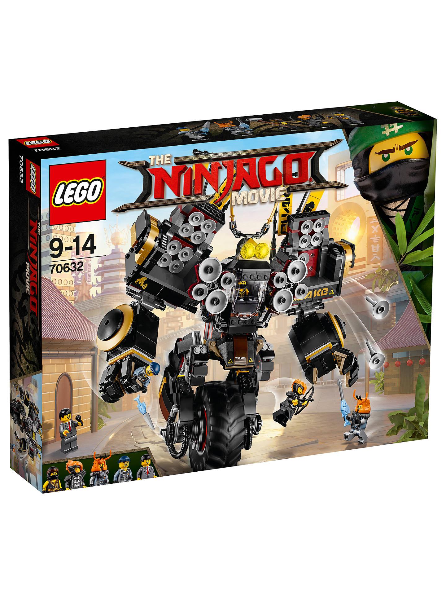 70631 split ZANE Minifigure LEGO NINJAGO 70615 70606