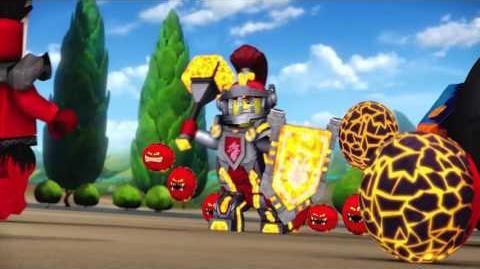 Season 2 - LEGO NEXO KNIGHTS - Trailer (full)