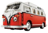 10220 Le camping-car Volkswagen T1