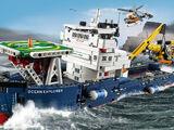 42064 Le navire d'exploration