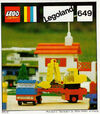 649-Low-Loader with Excavator
