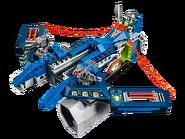 70320 L'Aero Striker V2 d'Aaron Fox 3