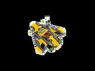 75214 Anakin's Jedi Starfighter 3