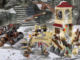 79017 La bataille des Cinq Armées