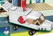 Bikini Bottom Ambulance