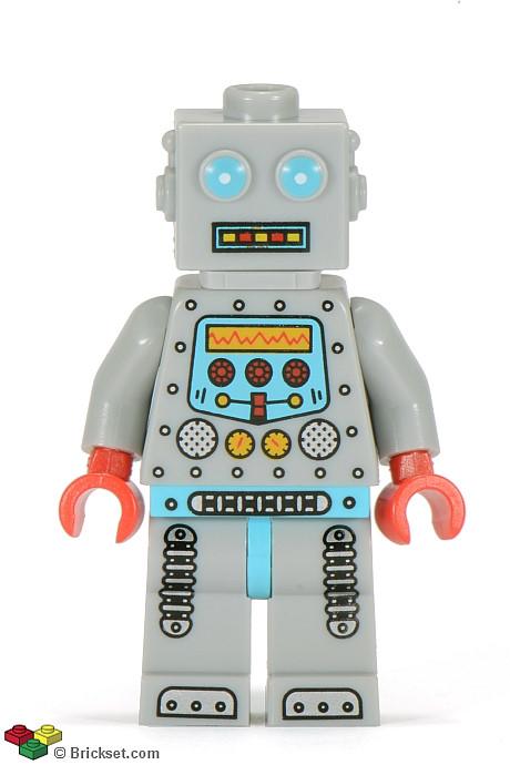 Clockwork Robot | Brickipedia | FANDOM powered by Wikia