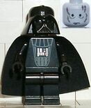 Darth Vader no Eyebrows