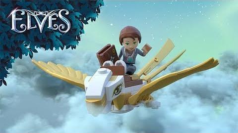 Emily Jones & the Eagle Getaway 41190 - LEGO Elves - Product Animation