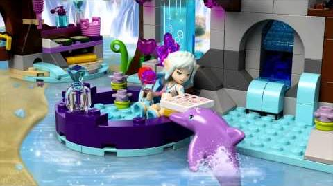 LEGO Elves - 41072 Naida's Spa Secret