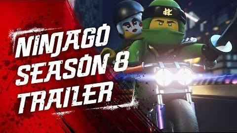 Ninjago - Season 8 Trailer
