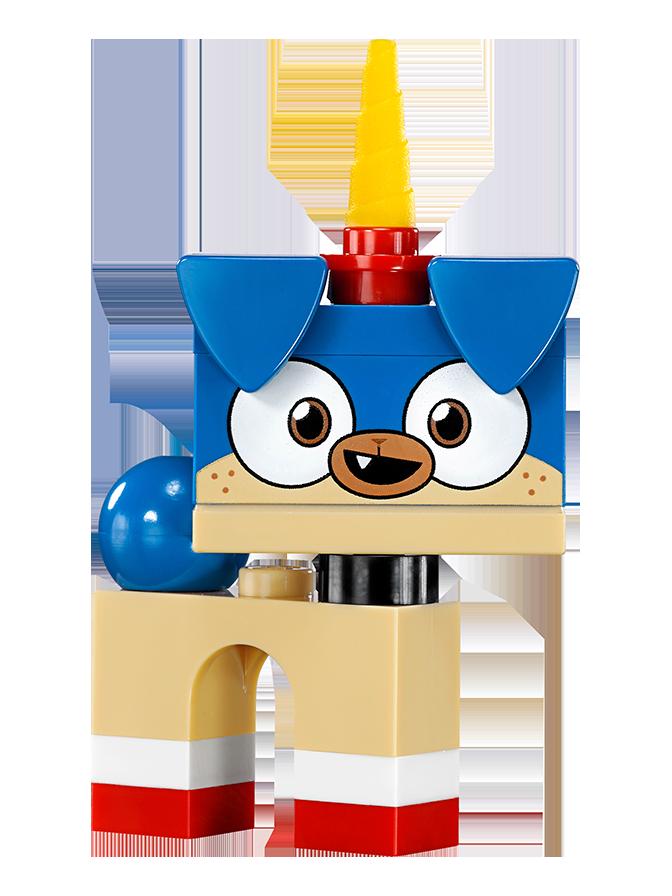 Lego Unikitty Series 1 Dalmation Puppycorn Minifigure