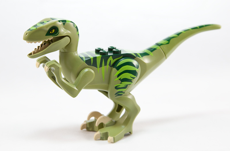 REX Dino PREHISTORIC DINOSAUR Animal Statue NEW Lego Minifig GRAY BABY T