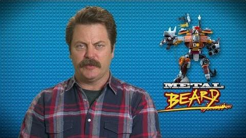 """The LEGO Movie - Nick Offerman """"This Friday"""""""