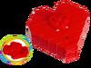 40051 Boîte de Saint-Valentin en forme de cœur