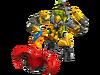 44023 Rocka et son robot de combat