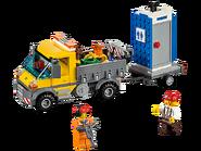 60073 Le camion grue