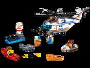 60166 L'hélicoptère de secours