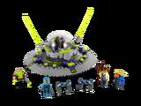 7052 UFO Abduction