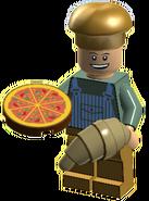 Bakerfett