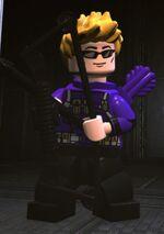 Custom Hawkeye