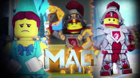 LEGO NEXO KNIGHTS - Macy - Not your Typical Princess