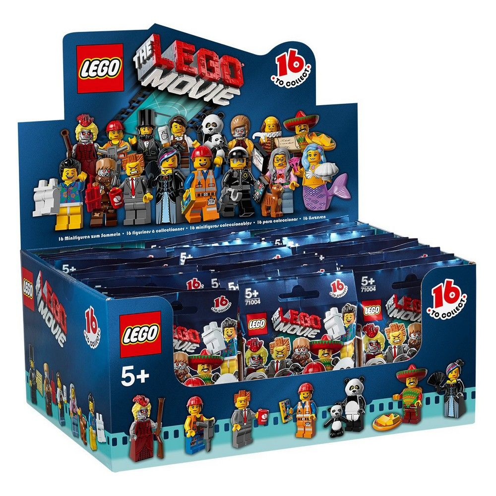 71004 The LEGO Movie Series | Brickipedia | FANDOM powered by Wikia