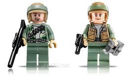 Lego Endor Rebel Troopers