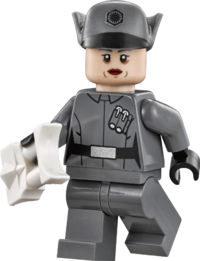 Lego First Order Officer